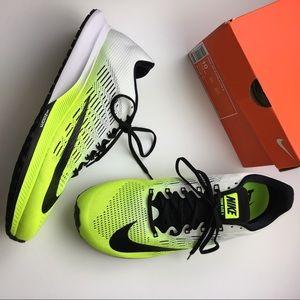 NIKE AIR ZOOM ELITE 9 Neon Running Sneakers
